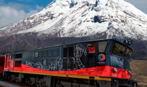 INVITATION - REPOWERING OF THE ECUADORIAN RAILWAY SYSTEM